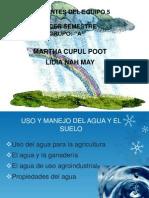 Uso Del Agua Para La Agricultura 5