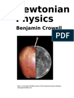 Book 1 - Newtonian Physics
