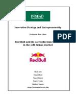 red bull marketing segementation pricing