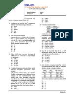 Copy of Latihan Kimia Snmptn 2012 Kode548
