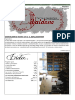"""Numero di Marzo 2014 """"Zibaldone"""""""