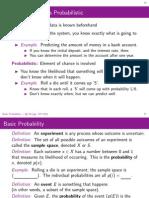 Deterministik vs Probabilistik