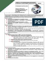 3.2. BIORES Bioresources Department Infrastructure