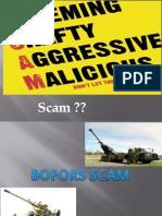 Bofors Scam pptx