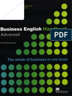 Business English Handbook Advanced
