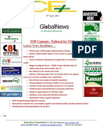 17th April,2014 Daily Global E-Newsletter by Riceplus Magazine