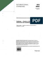 84 2 3 en ISO 8062 Castings System of Dimensions Tolerances Machining Allowances