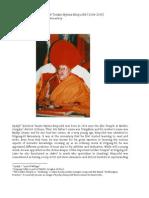 Gelong Rinpoche