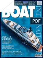 Boat International - March 2014 UK