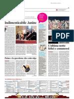 A Palazzo Ducale l'arte e la scienza del restauro - Il Messaggero del 16 aprile 2014