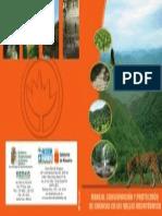 Manejo, conservación y protección de cuencas en los Valles Mesotérmicos