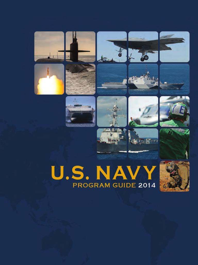 Navy Program Guide: 2014 | United States Navy | Missile