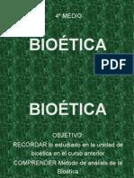 Introduccion Bioetica