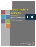 Data Structures in C ++