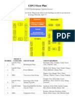#MVimpact EXPO Floor Plan April 17 2014
