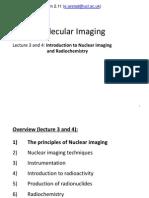UCL CHEM2601 Imaging L3-4 (Nuclear Imaging & Radiochemistry)