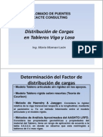 04_Distribución de Cargas en Tableros Viga y Losa