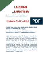 Dr.wilfredo Stokes-Tortura,Discriminacion y Racismo Del Estado de Guatemala