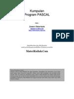 Kumpulan Program Pascal