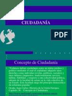 CIUDADANIA
