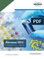 Bruker Almanac 2012