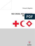 Red Cross, Red Crescent, Red Crystal