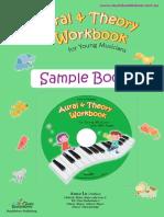 Music Bumblebees Aural & Theory Sample Book