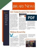 Library News April 2014