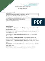 Direito Internacional Privado - Material Completo