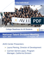 AVID - Advancement Via Individual Determination