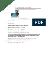 esl lesson study plc