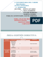 Diapositiva de Gestion Directiva