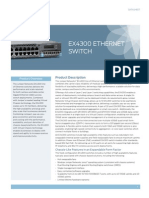 Ex4300 Ethernet Switch