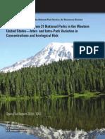 USGS Study