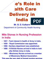 Health Care Delivery Sysm