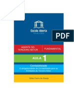 Contabilidade Fundamental - Aula 1