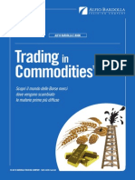 Commodity Spread Trading