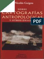 Sobre Cartografias Antropológicas y otros ensayos. Ed. Hermes Criollo, 2005, Montevideo. ISBN