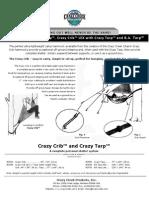 Crib and Tarp Instructions1