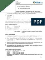 contoh surat perjanjian kerjasama modal usaha