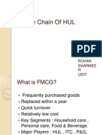 HUL(Supply Chain)