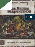 D&D 3.5 - Reinos Olvidados - Los Reinos Serpentinos