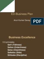 ED Business Plan