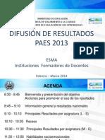 Presentacion Paes 2013_esmav2