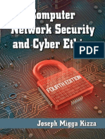 Computer Network Security and Cyber Ethics, 4th Edition