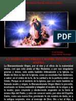 63. MARÍA, COMO VIRGEN Y MADRE, TIPO DE LA IGLESIA