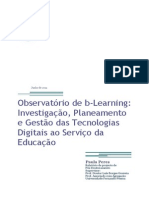 Observatório de b-Learning