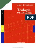 Teologia Cristiana (McGrath)