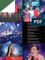 Digital Booklet - Primera Fila