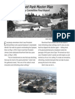 Riverfront Park Master Plan Advisory Committee Final Report